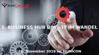 treeConsult: 3. BUSINESS HUB DAY - IT IM WANDEL