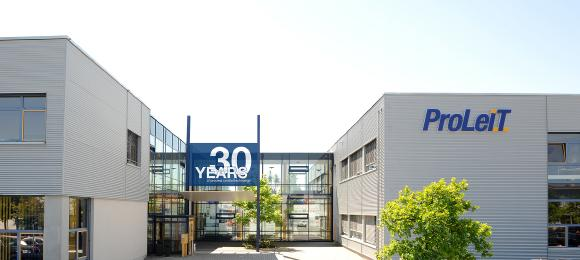 ProLeiT AG headquarters in Herzogenaurach