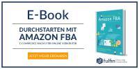 """E-Book: """"Durchstarten mit Amazon FBA"""""""