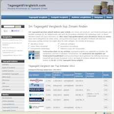 tagesgeldvergleich.com informiert warum gerade in der Finanzmarktkrise Tagesgeld als Beimischung ins Portfolio gehört