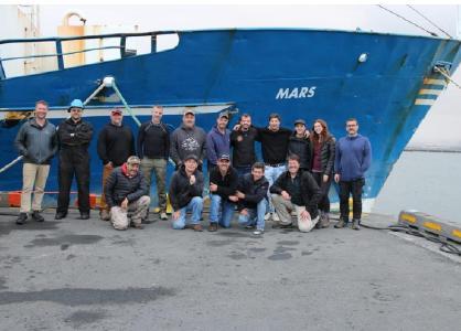 """Mars-Mission"" auf Grönland; Foto: Conico Ltd."