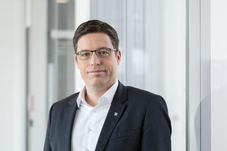Dr Timo Berger, Chief Sales Officer