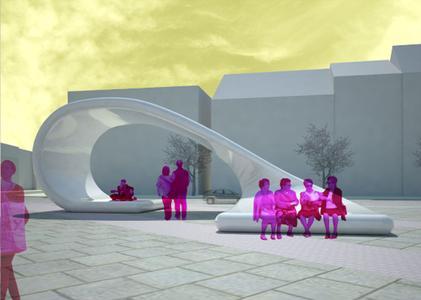 Architektur Gröpelingen 1 Preis Eduard Gutjahr