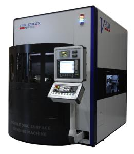 With the Thielenhaus-Nissei double-sided surface grinding machine, the grinding space and dressing unit are extremely easy to access compared to all other double-sided grinding machines. This makes tool changing easier and reduces downtimes significantly.