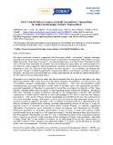 [PDF] Press release: First Cobalt Notes Former eCobalt Executives' Opposition to Value-Destroying Jervois Transaction