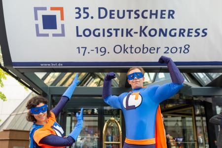 35. Deutschen Logistik-Kongress / Bildnachweis: BVL / Kai Bublitz