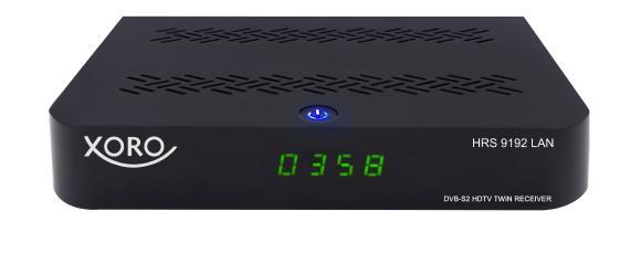 [PDF] Produktbild XORO HRS 9192