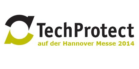 Tech Protect Hannover Messe 2014