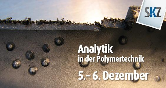 Analytik in der Polymertechnik