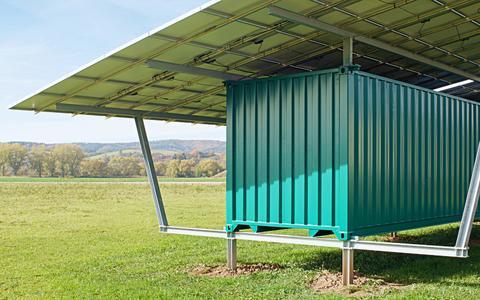 Solar-Generator der Kirchner Solar Group