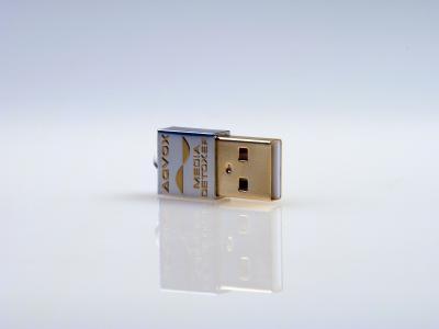 Der neue AQVOX USB Detoxer Terminator verbessert den Klang in vielfältiger Weise