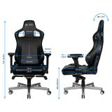 Ab sofort bei Caseking - noblechairs EPIC Mercedes-AMG Petronas Motorsport Edition