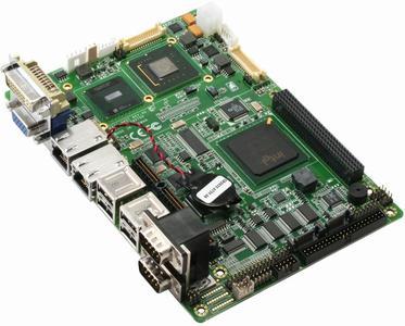 EPIC-9457 with Intel® Atom™ N270 Processor