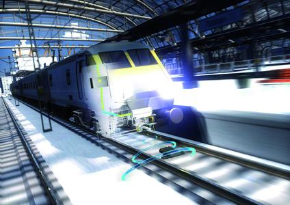 RFID for the railway: Optimal solution for servicing and maintenance