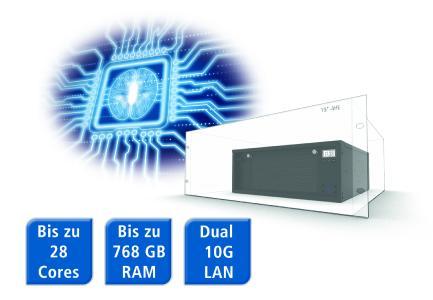 Spectra PowerBox 4000 Embedded Server