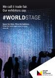 #MesseErfolg - Motiv Worldstage Deutsch