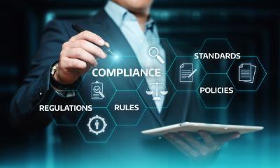 Service Manager sind nicht nur zentrale Ansprechpartner für alle von noris network bezogenen IT-Services, sondern zugleich Fachleute für Compliance / Bildquelle: Alexander Supertramp/Shutterstock.com
