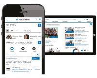 Social Intranets erhöhen die Effizienz der unternehmensinternen Kommunikation und Zusammenarbeit