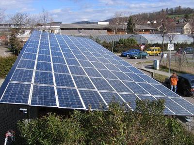 ISES SolarCarport
