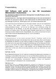 [PDF] Pressemitteilung: GSD Software mbH gehört zu den 100 innovativsten Mittelständlern Deutschlands