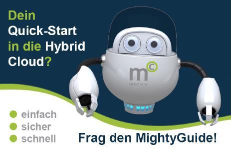 Neuer Chatbot-Service der MightyCare Solutions GmbH ist live.
