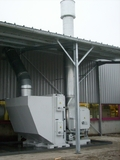 External Central Suction System for Oil Mist