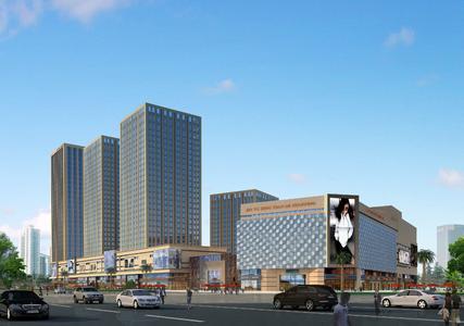 Jinyu New World Complex Hohhot (c) ThyssenKrupp