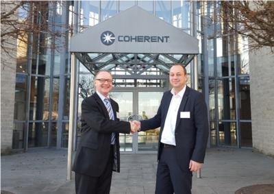 LaserForum 2015 at Coherent Goettingen a Resounding Success