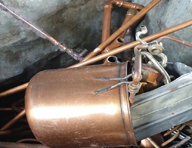 Schrotthändler Castrop-Rauxel abgeben lohnt sich Altmetall zum aktuellen Schrottpreis