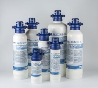 BWT bestmax ist der Klassiker unter den Wasseroptimierungssystemen von BWT water+more / Foto: Beate Kupka