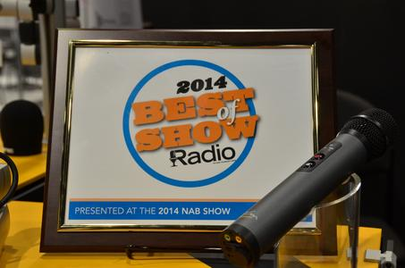 """Best of Show"" Award für Yellowtec's iXm Recording Microphone"