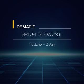 Dematic Virtual Showcase: Dematic setzt Webinar-Reihe fort