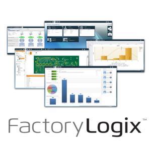 Aegis FactoryLogix Screens Logo FLx