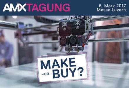 AMX Tagung 06.03.2017 Messe Luzern