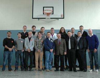Kommunikationsmaßnahmen auf der Grundlage einer Imageanalyse: ULC Sportwelt begleitet Modul der Hochschule Bremen
