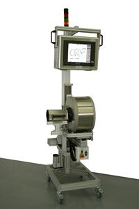 The inline profile measurement systems of the PCD-X360 series can be easily integrated into the production line thanks to their compact design.
