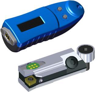 Die Schweizer Swiss Tools Systems AG hat einen Kurzklemmhalter entwickelt, der sich direkt auf der Maschine digital einstellen lässt.