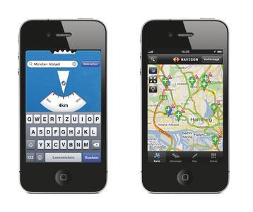 Erweiterte Helfer-Apps: NAVIGON veröffentlicht neue Versionen von help2park und traffic4all