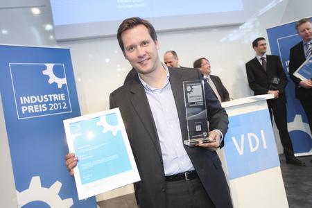 INDUSTRIEPREIS 2012 - Sieger Service & Dienstleistung, BillSAFE GmbH: Dr. Alexander Ey