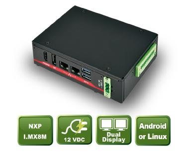 Affordable embedded system with i.MX8M SoC