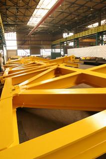 Alle Fertigungsschritte durchlaufen: Nahezu jedes Bauteil, das die Hallen verlässt, ist ein Unikat – aus Bau- oder warmfestem Stahl / Foto: EWM HIGHTEC WELDING
