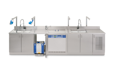Elma Pre-cleaning Station CSSD