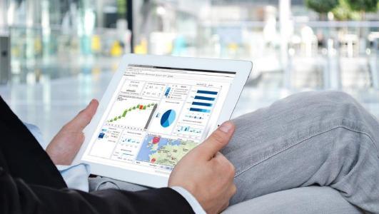 FibuNet webBI bietet vollumfänglich lesenden und schreibenden Zugriff über mobile Endgeräte