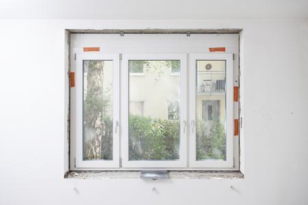 GENEO INOVENT sorgt für frische Luft bei geschlossenem Fenster und das 24 Stunden am Tag. Bildrechte: REHAU