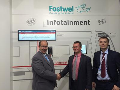 FASTWEL Group Co. Ltd established PLUG-IN Electronic GmbH as its exclusive distributor in DACH