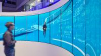 Foto (hl-studios, Erlangen): Digitales Eintauchen auf der SPS IPC Drives 2018