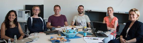 Anforderungsworkshop mit IFFEAD und den SAP SuccessFactors Consultants der Data One GmbH