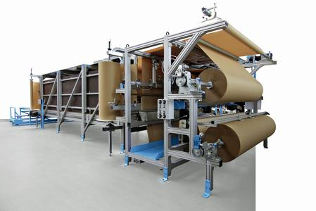 The new JFLEX slabstock platn for users with medium production