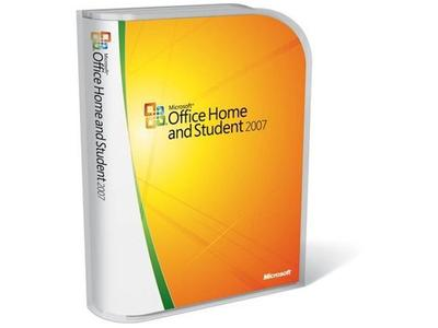 Office 2007 Home and Student