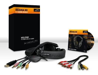 SPEEDLINK Medusa NX 5.1 Gaming Headset